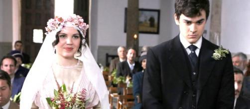 matrimonio di Matias il segreto