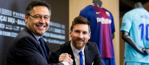 "Messi: ""Terminer ma carrière au Barça"" - Football - Sports.fr - sports.fr"