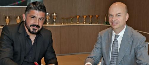 Milan Top News: ufficiale Gattuso, le parole di Fassone e ... - pianetamilan.it