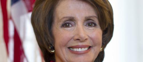 Is Nancy Pelosi finally losing it? - [image courtesy United States House wikimedia commons]