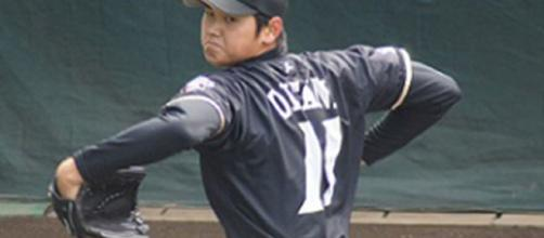 Ohtani has to make a decision by December 22. - [Image via Wikimedia Commons]