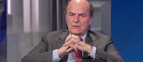 Pierluigi Bersani parla a Porta a Porta di rapporti col PD