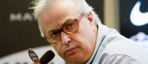 Presidente do Corinthians fala sobre reforço