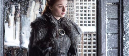 Sophie Turner provoca un nuevo tipo de pelea para Sansa en la temporada 8