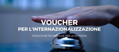 Voucher per l'internazionalizzazione: procedure telematiche per la ... - francescosecli.com