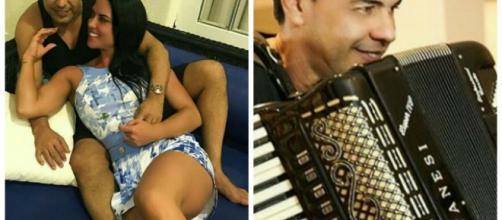 Zezé di Camargo e Graciele Lacerda: noivo já fez música