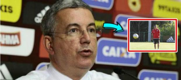 Aroldo Barros - Presidente do Sport