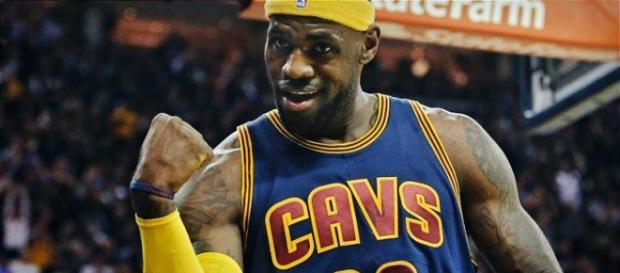 Cavaliers player returns from Injury [NBA2KShow TV / YouTube screencap]