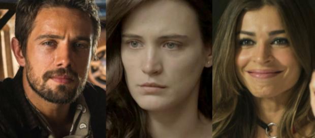 Clara será o pivô da separação de Renato e Livia