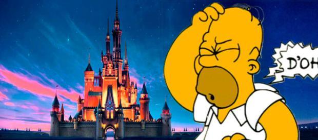 D'Oh! El trato entre Disney/Fox finalmente podría cancelar a 'Los ... - fandango.lat