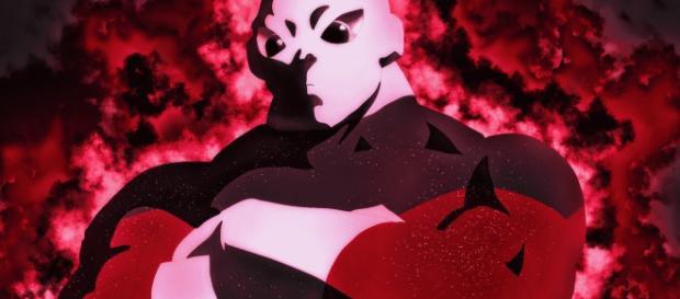 'Dragon Ball Super' hints at a character that matches Jiren's strength. - [Image Credit: SethTheProgrammer/YouTube Screenshot]