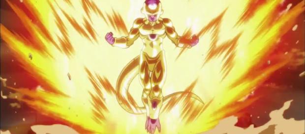 'Dragon Ball Super' will show golden Frieza fighting Universe 3's Aniraza. [Image Credit: Grand Priest/YouTube Screenshot]
