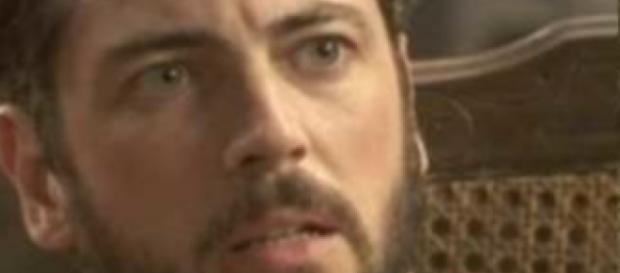 Il Segreto, reazione choc di Hernando alla vista di Belen