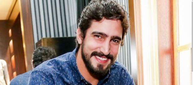 Renato Góes deu trabalho nos bastidores da Globo
