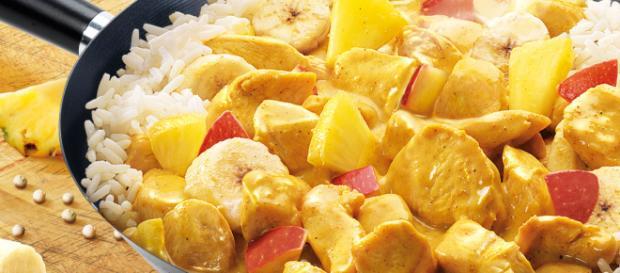 Riz Casimir, una receta completa y deliciosa.