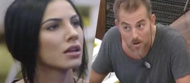Ultime GF Vip, prime scaramucce tra Daniele Bossari e Giulia De Lellis - blastingnews.com