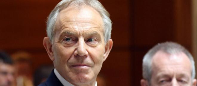 Tony Blair veut « inverser » le Brexit