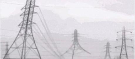 A imagem das torres pulando corda