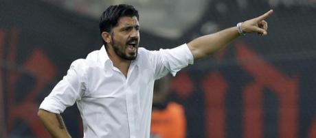Gennaro Gattuso veut voir ses joueurs travailler dur !