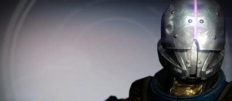 Helm of Saint-14 from Destiny - Screenshot