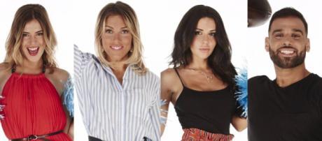 Secret Story 11 : Barbara, Noré, Laura et Charlène en finale ... - melty.fr