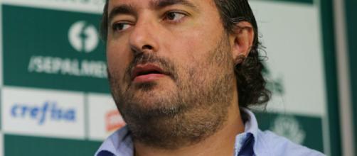 Alexandre Mattos conversou com o empresário de Pablo