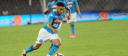 Calciomercato Napoli Ounas - ilnapolista.it