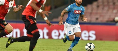 Champions League Napoli sconfitto dal Feyenoord per 2 a 1