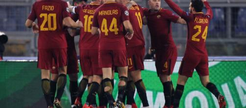 Champions League: la Roma vince il girone, avanti anche la Juventus