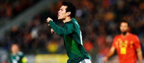 "Con Hirving Lozano, el ""Tri"" empata 3-3 con Bélgica - com.mx"