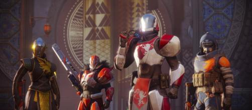 """Destiny 2"" expansion adds fan-favorite helmet. Image Credit: Bungie"