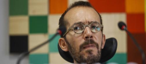 El secretario de organización de Podemos