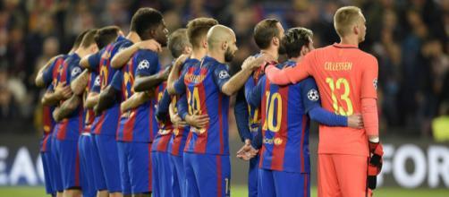 Le FC Barcelone étudie le cas Aouar depuis le centre de formation (Gene/ AFP).