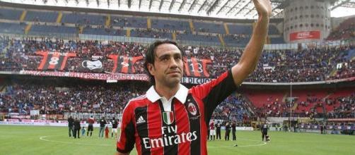 L'ex difensore del Milan, Alessandro Nesta