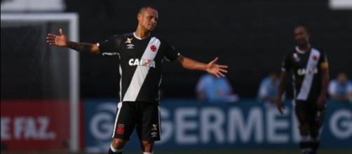 Luís Fabiano - Jogador do Vasco da Gama