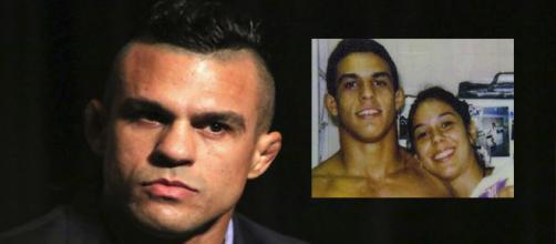 Lutador de MMA homenageia a irmã
