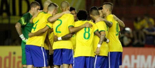 O atleta já serviu à Seleção Brasileira