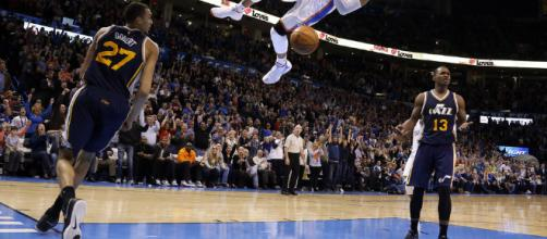 Oklahoma City Thunder season review: Russell Westbrook by the ... - newsok.com