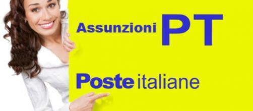 Poste italiane, assunzioni fino a gennaio.
