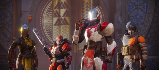 """Destiny 2"" expansion adds fan-favorite helmet. Image Credit: Bungie"