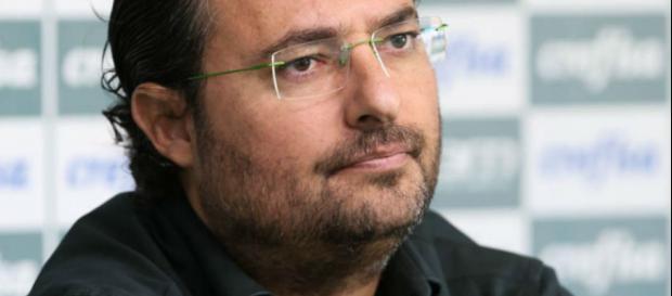 Diretor de futebol da Sociedade Esportiva Palmeiras
