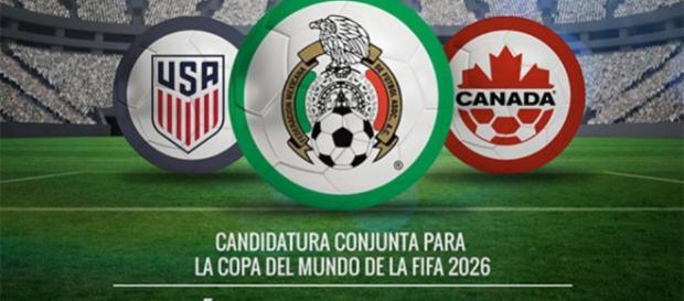 Estados Unidos, México y Canadá oficializaron una candidatura.