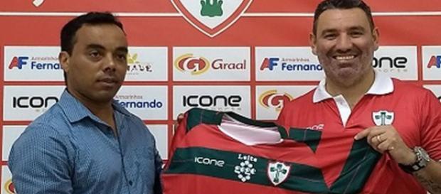 Guilherme Alves será o técnico da Lusa na A-2