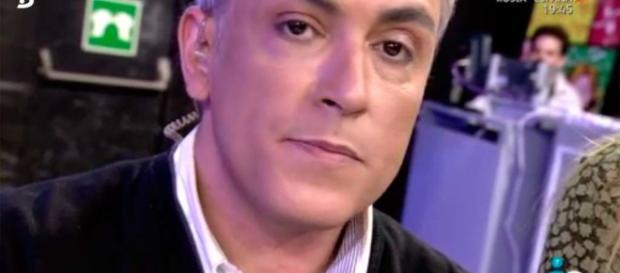 Kiko Hernández insulta a Toño Sanchís.