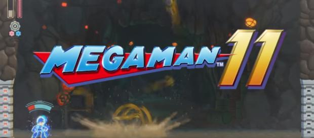 """""""Mega Man 11"""" announced by Capcom to celebrate 30th anniversary of franchise. [Image Credits: Official Capcom UK/YouTube]"""