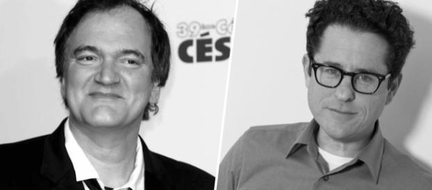 Quentin Tarantino et J. J. Abrams préparent bien un nouveau Star ... - alvinet.com