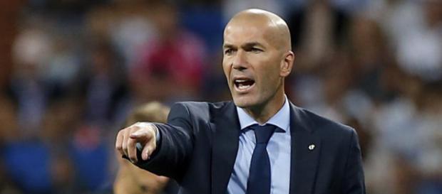 Zidane sempre colocou esse craque na frente