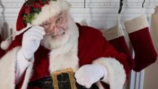 Santa Claus should be on his own naughty list?