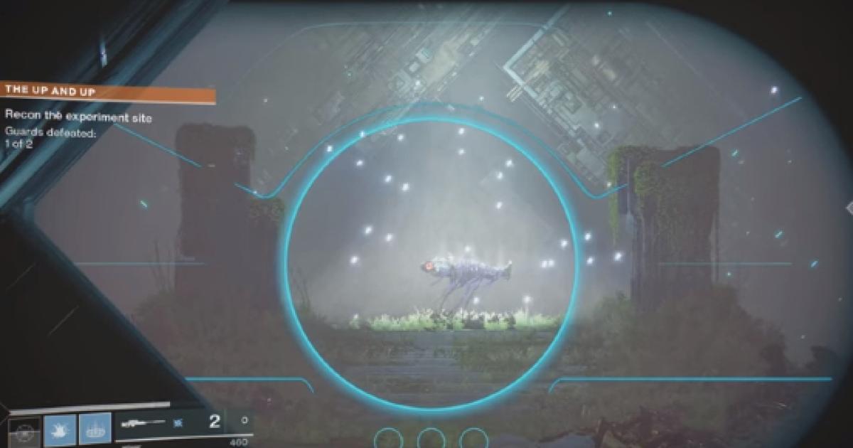 destiny 2 secret mission