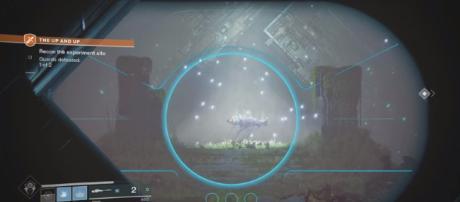 A screenshot from 'Destiny 2: Curse of Osiris' - [YouTube screeencap / Rifle Gaming]